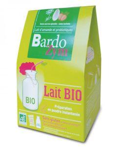 Aliments et Boissons: Bardo\'Zym - Lait d\'amande & probiotiques