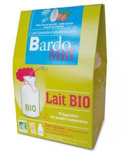 Aliments et Boissons: Bardo\'Mill - Lait d\'amande & Poudre de corail