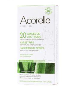 Beauté Hygiène: Bande de cire  - Aiselles & Maillot