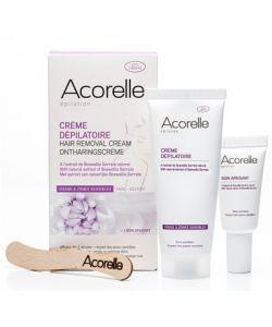 Beauté Hygiène: Crème dépilatoire douce - Visage & zones sensibles