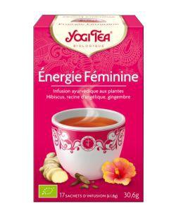 Aliments et Boissons: Energie Féminine