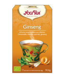 Aliments et Boissons: Ginseng