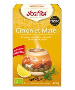 Aliments et Boissons: Citron et Maté