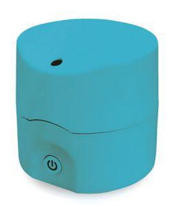 Cadeaux Livres: Diffuseur ultrasonique Alpha - Turquoise