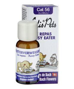 Fleurs de Bach: Le repas - Cat 56 Globuli