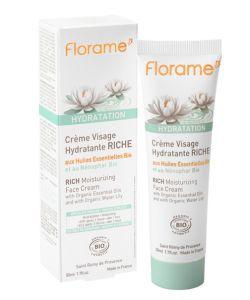Beauté Hygiène: Crème visage hydratante Riche