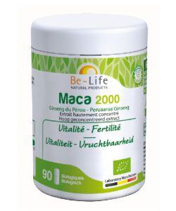 Thérapies naturelles: Maca 2000