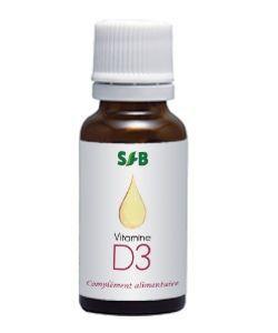 Bien-être Détente: Vitamine D3