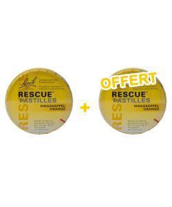 Les incontournables: Rescue® Pastilles - Orange 1 + 1 offert