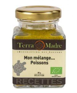Aliments et Boissons: Mon mélange...Poissons