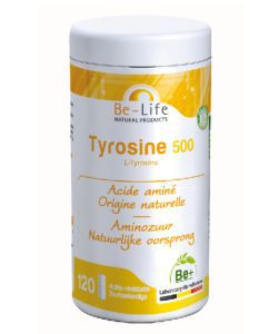 Thérapies naturelles: Tyrosine 500