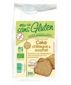 Aliments et Boissons: Préparation pour Cake à la châtaigne et au souchet