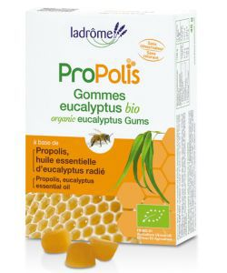 Les incontournables: Gommes Propolis & Eucalyptus