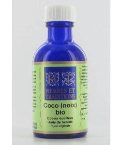 Beauté Hygiène: Huile de coco