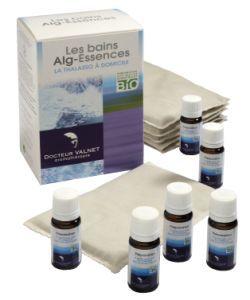 Thérapies naturelles: Les bains Alg-Essences - 6 bains