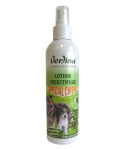 Animaux & Maison: Lotion insectifuge - Chiens