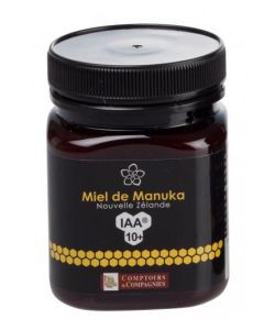 Les incontournables: Miel de Manuka IAA® 10+
