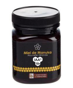 Les incontournables: Miel de Manuka IAA® 18+