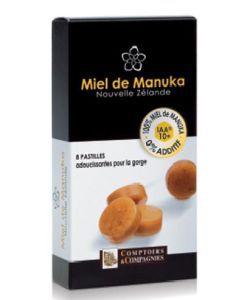 Bien-être Détente: Pastilles 100% Miel de Manuka IAA® 10+