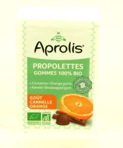 Bien-être Détente: Propolettes Cannelle-Orange