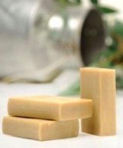 Beauté Hygiène: Savon au lait de chèvre - Olive/Romarin