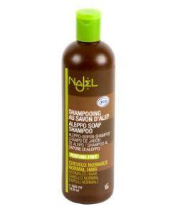 Beauté Hygiène: Shampooing au savon d\'Alep - Cheveux normaux