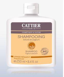 Les incontournables: Shampooing Soluté de Yogourt - Usage fréquent