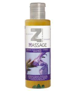 Fleurs de Bach: Z-Massage
