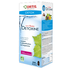 MethodDraine Detoxine - Framboise/canneberge