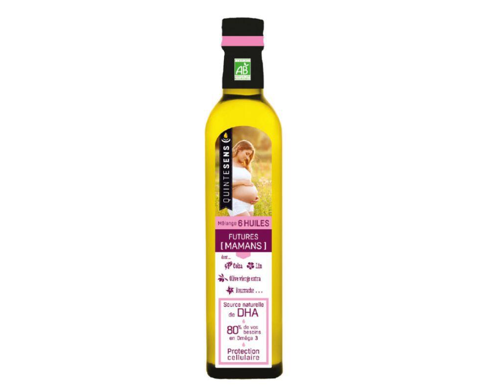 huile olive et omega 3