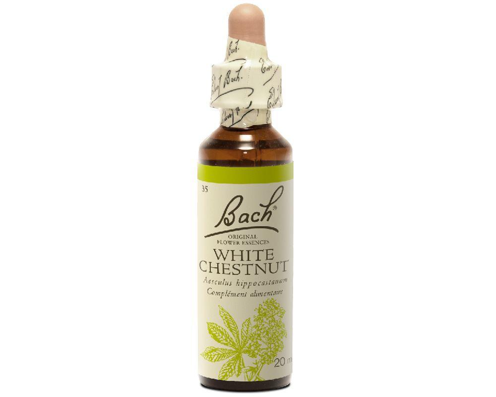 White Chestnut N35 Original Bach Flower 20ml