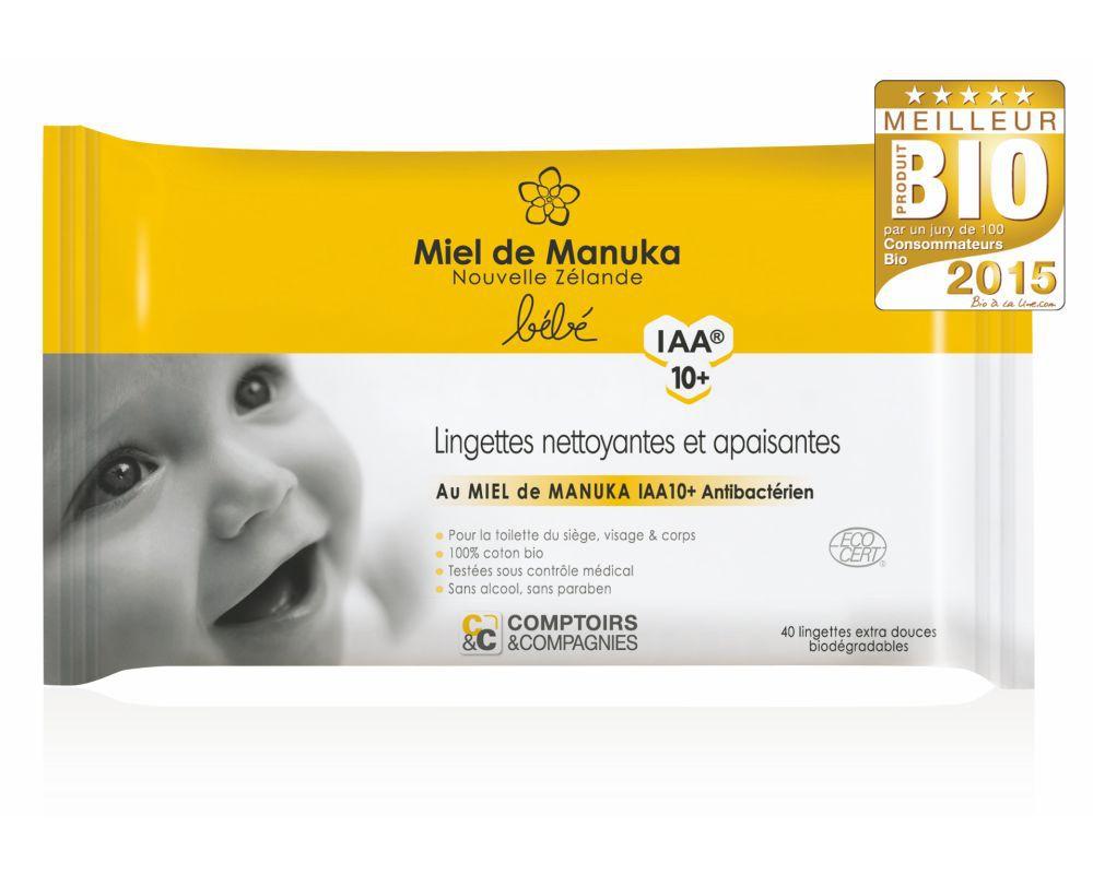 miel de manuka pour bebe