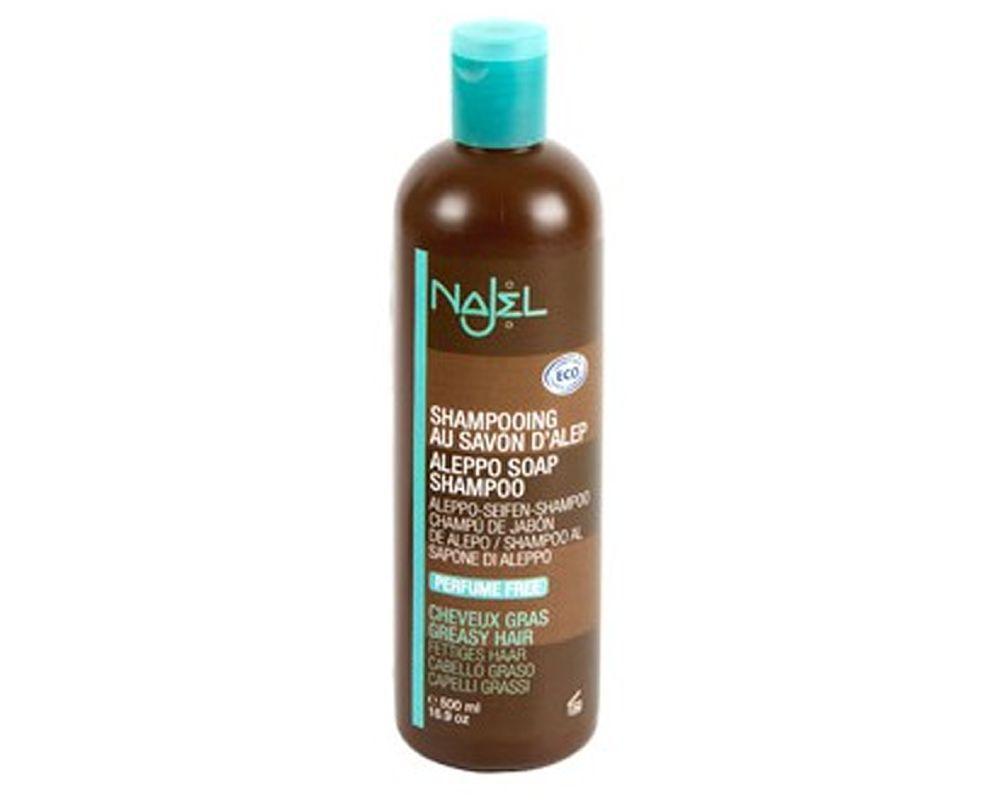 savon d'alep cheveux gras