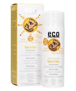 Crème solaire Baby & Kids - SPF 45 BIO, 50ml