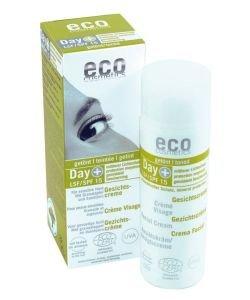 Crème visage teintée - Day+ SPF 15 BIO, 50ml