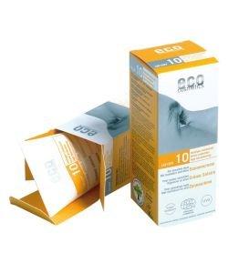 Crème solaire - SPF 10  BIO, 75ml
