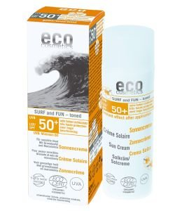 Surf & Fun Sunscreen - SPF 50+ BIO, 50 ml
