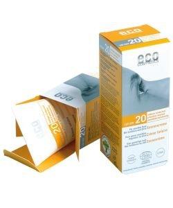 Crème solaire - SPF 20 BIO, 75ml