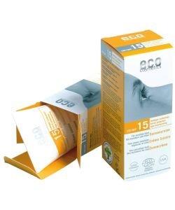Crème solaire - SPF 15  BIO, 75ml