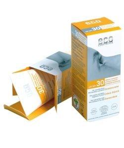 Crème solaire - SPF 30  BIO, 75ml