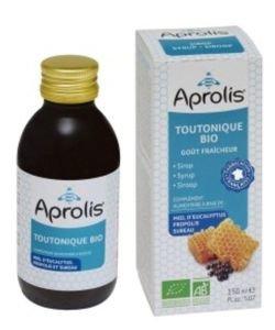 Sirop Toutonique miel-propolis-sureau