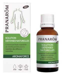 Aromaforce - Solution défenses naturelles BIO, 30ml