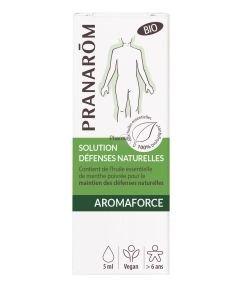 Aromaforce - solution défenses naturelles BIO, 5ml