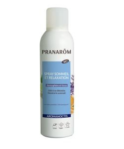Aromanoctis - Spray sommeil et relaxation BIO, 150ml