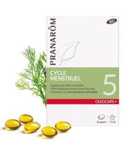 Oleocaps 5 Cycle menstruel BIO, 30capsules