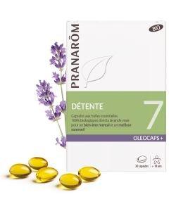 Oleocaps 7 Relaxation BIO, 30capsules