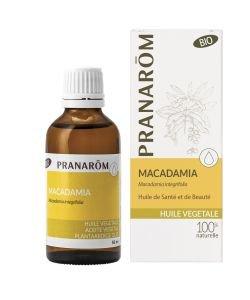 Huile de macadamia BIO, 50ml
