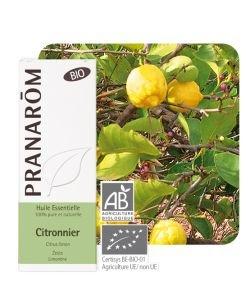 Citronnier (Citrus limon) BIO, 10ml