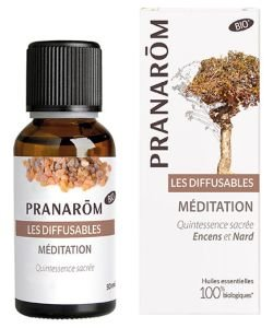 Méditation - Les diffusables BIO, 30ml