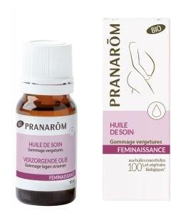 Feminaissance: Gommage vergetures BIO, 10ml